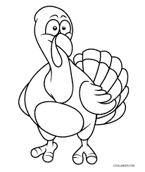 Small Picture Free Printable Turkey Coloring Pages For Kids Cool2bKids