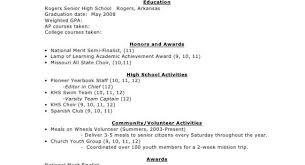 Scholarship Resume Format Enchanting Scholarship Resume Format 28 Download Professional Resume Example
