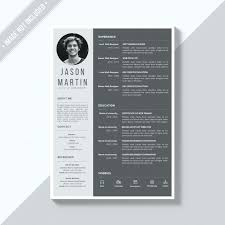 creative resume design templates free download creative resume design templates grey template cv free download psd