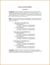 outline for writing a paper top quality homework and assignment   example of a formal outline for an essay elementary research outlines essays examples for outlines for