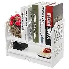 decorative office supplies. white openwork freestanding book shelf desk top organization caddy stationary storage mygift decorative office supplies t