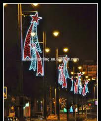 Christmas Lights For Street Lights Christmas Street Star Decorative Pole Mounted Motif Light Christmas Lights Outdoor Buy Street Light Pole Decorations Pole Mounted Christmas