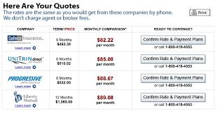 Auto Insurance Quote Comparison Beauteous Auto Insurance Quote Comparison Custom Auto Insurance Quotes