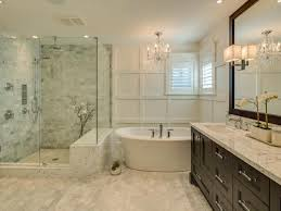 stylish bathroom lighting.  stylish luxury bathroom with stone surfaces and stylish lighting