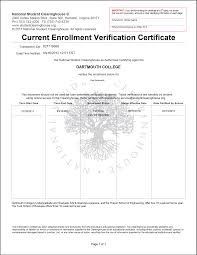 Form Student Enrollment Form