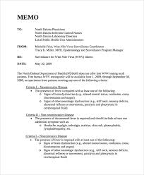 Format Of Memorandum - Kleo.beachfix.co