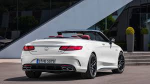 The new Mercedes-AMG S-Class Coupé and Cabriolet.