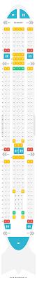 Jet2 Seating Chart Seatguru Seat Map Jet2 Seatguru