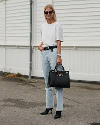 For a luxurious and dressy look, you can't go wrong with a pair of thursday boot company. 17 Outfit Ideas To Wear With All Your Black Ankle Boots Who What Wear