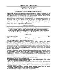 Sales Representative Resume Examples Senior Sales Representative Resume Template Premium Resume Samples 91