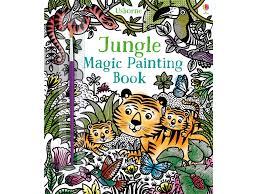 jungle magic painting book 5 99 usborne