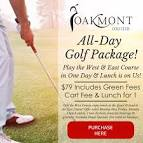 Oakmont Golf Club - Santa Rosa, California | Sonoma County Wine ...