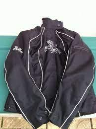 frank thomas lady rider textile jacket