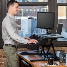 standing desk office. Standing Desk Converters Office B