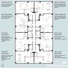 3 bedroom apartments plan. Apartment Plans 3 Bedroom One Floor 1 Apartments Plan