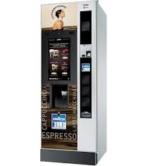Lavazza Coffee Vending Machine Mesmerizing Lavazza Canto Touch Double Cup General Vending