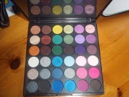 i ve heard many good things about her line so i was interested to check it out for myself i purchased her 36 smoke it out palette for 24 95 at