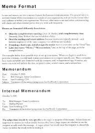 Email Memorandum Format Email Memo Template Introduction Mail Sample Examples