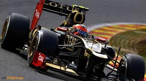 F1 career 'on track' says Romain Grosjean