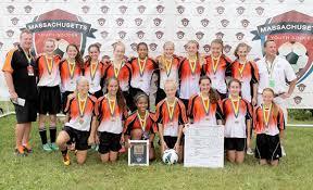 U-14 State Girls For Championship
