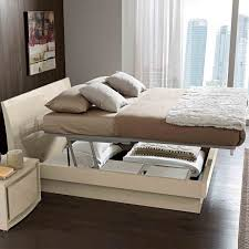 modern bedroom storage system