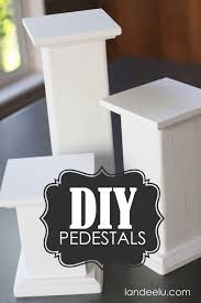 Scentsy Display Stand DIY Pedestals for Displaying Objects Display Tutorials and Scentsy 98