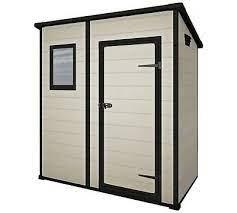 keter outdoor plastic garden storage