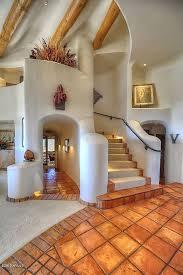adobe home design. pueblo-style staircase in scottsdale, az designed by award-winning architect lee hutchison adobe home design pinterest