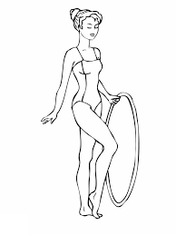 Category apart from the topic gymnastics coloring pages. Gymnastics Coloring Pages Best Coloring Pages For Kids