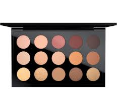 eye shadow x 15 warm neutral