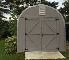 metal shed kits