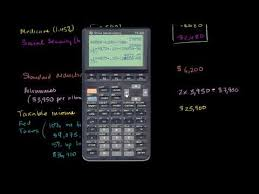 How Do Allowances Affect Withholding Impact Of W 4 Allowances On Paycheck Video Khan Academy