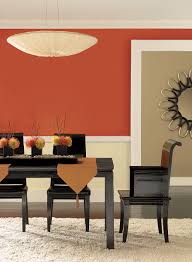 dining rooms colors. Orange Dining Room Ideas - Radiant Paint Color Schemes Rooms Colors