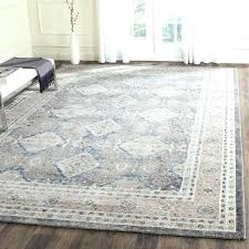 grey beige rug wool blend brown area
