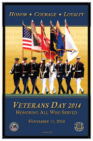 defense gov special report veterans day  2014 veterans day poster