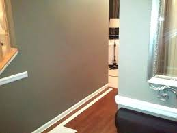 diy wainscoting wainscoting wainscoting tutorial adding the chair rail wainscoting easy