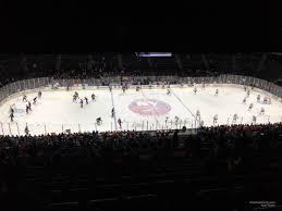 Nassau Coliseum Section 204 Hockey Seating Rateyourseats Com