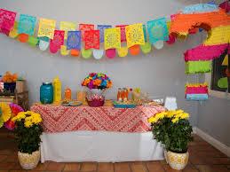 throw a fiesta style gender reveal baby shower
