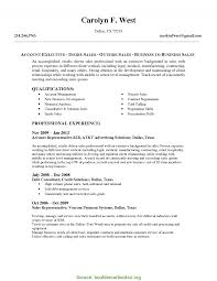 Typical Senior Account Executive Resume Sample Account Executive