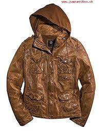 2017 order harley davidson womens vintage hooded leather jacket brown 97156 16vw