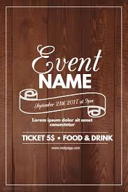 Blank Event Flyer Templates Event Flyer Templates Under Fontanacountryinn Com