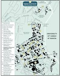 Uh Manoa Campus Map