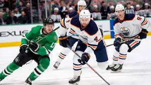 The drill presented by ford. How A Comeback Ot Win Over The Oilers Was The Difference Between The Stars Being Winners Losers Of The Nhl Playoff Format