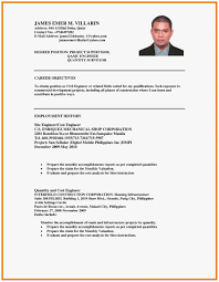 Career Objective Cv Career Goal In Resume Examples Family Vacation Packing List
