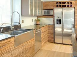 Bamboo Floor Kitchen Bamboo Kitchen Cabinets Pictures Options Tips Ideas Hgtv