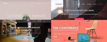 Best Free Website Templates Stunning Best Free Website Builder Templates Holdingfidens
