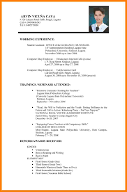 Best Resume Format For Job 100 resume example job application cfo cover letter 13