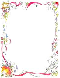 Floral Borders For Word Word Borders Template Utopren Me
