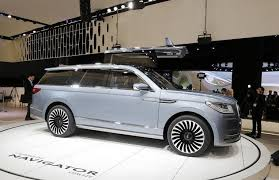 2018 lincoln navigator white. delighful navigator lincoln navigator concept 2018 side view throughout lincoln navigator white r