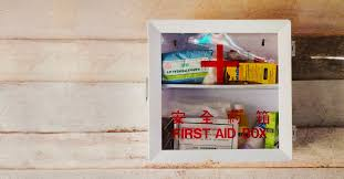 First Aid Procedure Flow Chart Introduction To First Aid